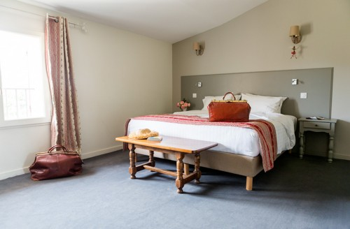 Chambres Grand Cru à partir de 100€/nuit (2)