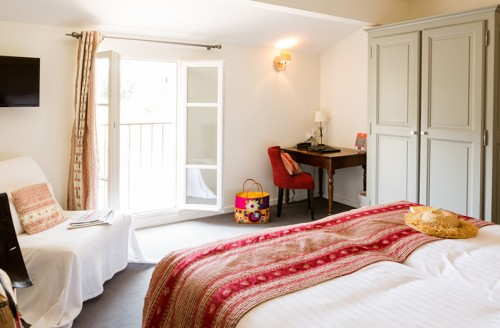 Grand Cru rooms from 100€/night (2)