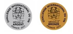 New Wines medals
