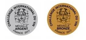 De nouveaux vins médaillés