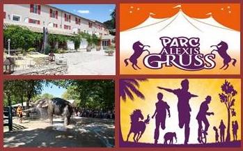 SÉJOUR DOMAINE DE CABASSE  ET PARC ALEXIS GRUSS (2 nuits - 3 jours)