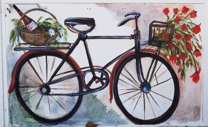 Escapade à vélo autour du Pays Vaison Ventoux...