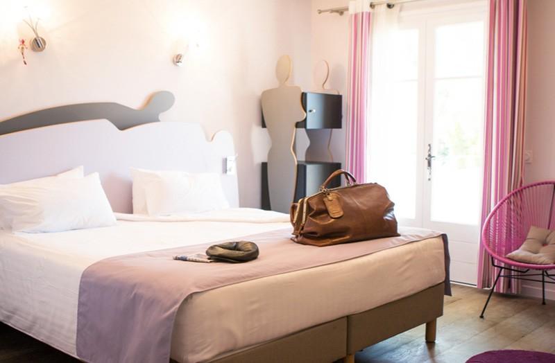 grande-chambre-double-109-ambiance-glamour - Domaine de Cabasse