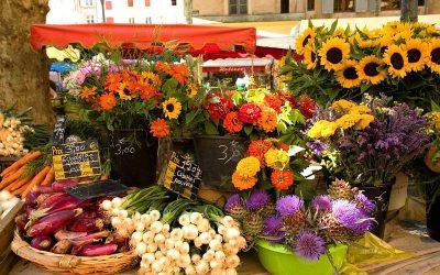 Märkte der Provence