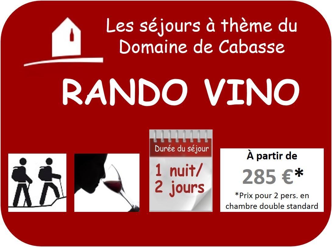 Stay Rando Vino