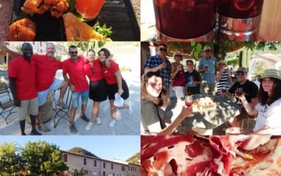 Some pictures from Tapas à Cabasse – AUG,7