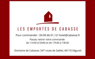 LES EMPORTES DE CABASSE